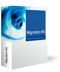 Verpackung Migration-Kit
